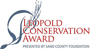 Leopold Conservation Award Presented by Sand County Foundation